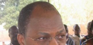 Djibrill Bassolé
