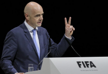 Présidence de la FIFA - Gianni Infantino élu président de la FIFA