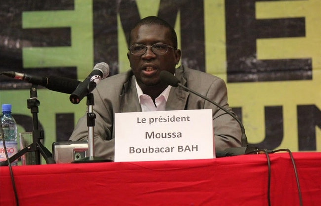Moussa Boubacar Bah, Sabati 2012