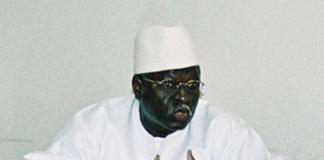 Adama SAMASSEKOU, Ancien Ministre de l'Education