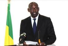 Abdoulaye DIOP, Ministre des Affaires Etrangères, de la Coopération Internationale et de l'Intégration Africaine