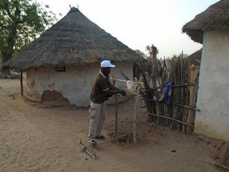 Maladie a virus Ebola, Christian Aid capitalise sur le projet