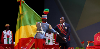 Congo-Brazzaville: Denis Sassou-Nguesso investi président