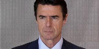 Le ministre espagnol de l'Industrie José Manuel Soria
