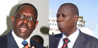 Hamed Diane Semega conseillé du président Macky Sall ?