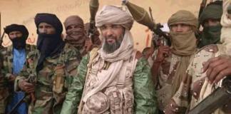 Mahamoud Barry dit Cheikh Yahya Emir (Ançardin Kadiba du Macina)