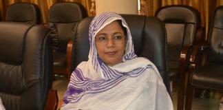 Mme Nina Oualet INTALLOU , Ministè*re de l'Artisanat et du Tourisme
