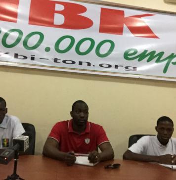 Collectif Bi-Ton : «IBK, nos 200. 000 emplois promis !»