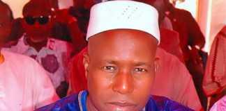 Cheick Oumar Sacko, Président du bureau de la CCIM du district de Bamako