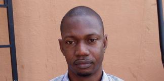 Maurice Moriba Dabo, jeune politicien malien