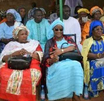 Parti URD à Sikasso