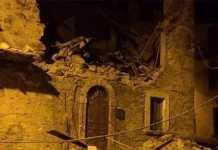 Seisme - Italie