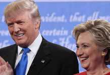 États-Unis : Hillary Clinton creuse l'écart avec Donald Trump