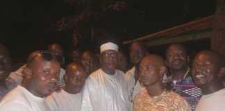Au «Grin Salif Tall» sis à Ouolofobougou, Modibo Sidibé persiste et signe