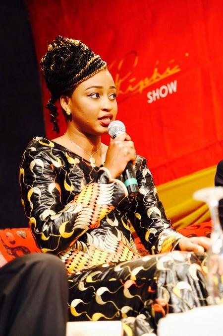 Aminata Makou Traoré, l'organisatrice principale du Forum international sur le sport (FIS)