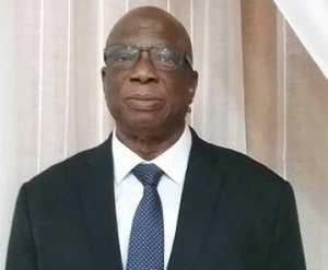Karfala Kouyaté, Chargé de protocole de la Première Dame du Mali tire sa révérence