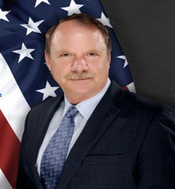 Paul Folmsbee l'ambassadeur américain au Mali