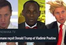 Exclu : Gondwana TV reçoit Donald Trump et Vladimir Poutine