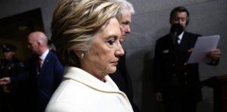 La destitution de Hillary Clinton