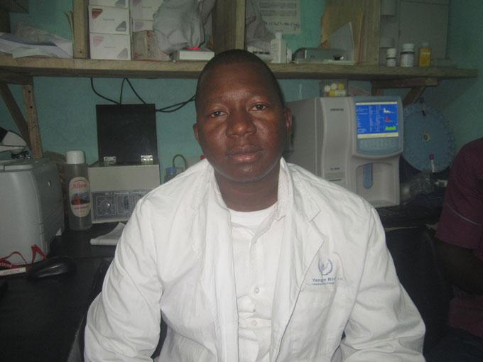 Dr Sidi Sissoko