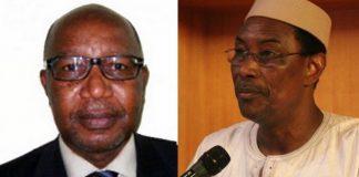 Toumani Djimé Diallo et Abdoulaye Idrissa Maïga