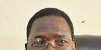 Adama Tiémoko Diarra ministre de l'Aménagement du territoire et de la Population