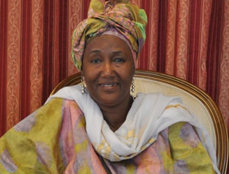 Mme CISSE Mariam Kaïdama Sidibé