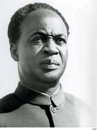 Kwame N'Krumah