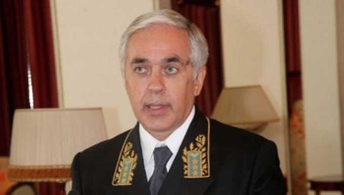 Alexy Doulian, ambassadeur Russe au Mali
