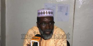 Adama Guindo, maire de la commune urbaine de Kayes