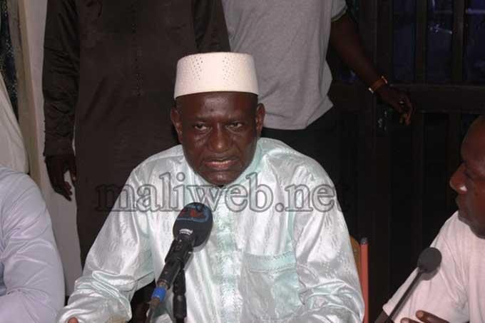 Cheick Aboudou kadri Kanté