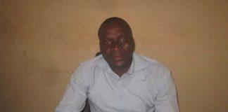 Daha Keita, secrétaire général de la jeunesse section III RPM