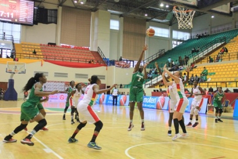 Afrobasket féminin : NIGERIA-SENEGAL, UN DUEL DE SUPREMATIE