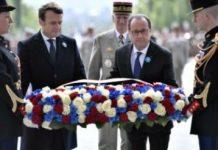Hollande avertit Macron