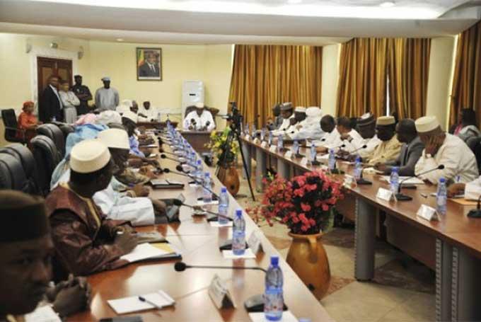 Gouvernement Abdoulaye Idrissa Maïga