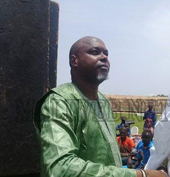 Bandiougou Diawara président du parti ADPM