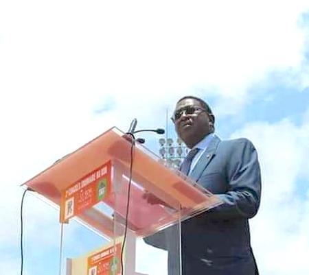 Soumaïla Cissé