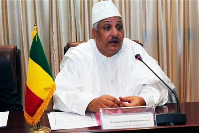 Zahabi Ould Sidi Mohamed, président de la Commission DDR
