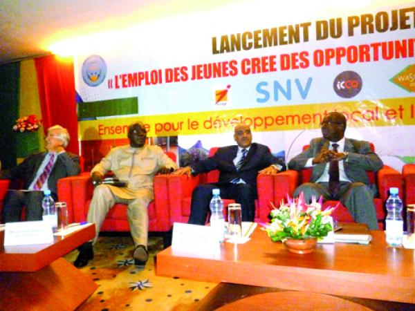 Emploi jeune : Un projet lancé à plus de 13 milliards de FCFA