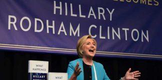 Hillary Clinton, le 12 septembre 2017 à New York / © AFP/Archives / TIMOTHY A. CLARY