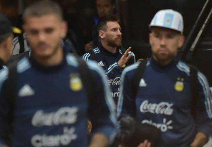 Lionel Messi - AFP Commenter 0