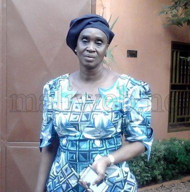 Penda N'Diaye dite Pinpin : basketteuse et Onusienne