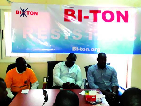 Le collectif Bi-Ton organise un grand meeting le samedi prochain