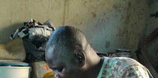 Bourama Doumbia, guérisseur et traumatologue traditionnel