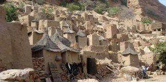 Une vue des Falaises de Bandiagara © UNESCO