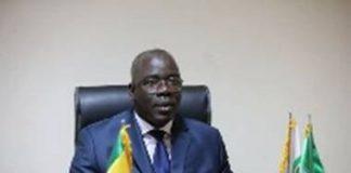 Le Ministre Abdrahamane Sylla