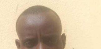 l'informateur terroriste Sékou Boly