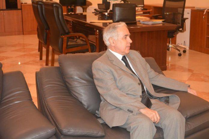 Alexey Doulian, ambassadeur de Russie au Mali.