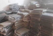 Yirimadjo: Découverte d'un camion contenant 1018 briques de cannabis