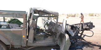attaques terroristes au Mali Carnage à Soumpi